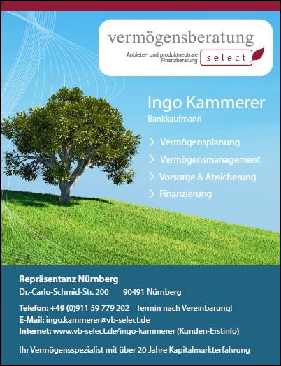 Vermögensberatung Ingo Kammerer